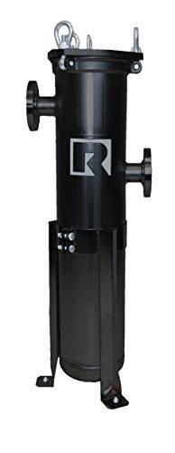 Rosedale Products 8-30-2F-2-150-C-V-PB Model 8 Bag Filter Housing, 2