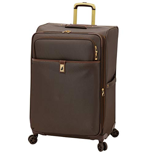 "318iX6gUIWL - London Fog Kensington II 29"" Expandable Spinner, Bronze"