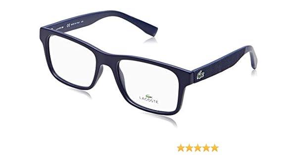 44f7f6db0e7c Eyeglasses LACOSTE L 2793 424 MATTE BLUE at Amazon Men s Clothing store