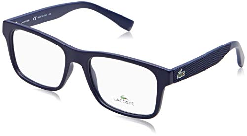 6fc03a94905b Eyeglasses LACOSTE L 2793 424 MATTE BLUE at Amazon Men s Clothing store