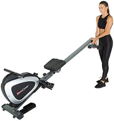 Fitness Reality 1000 Plus Bluetooth Magnetic Rower Rowing Machine Amazon's Choice