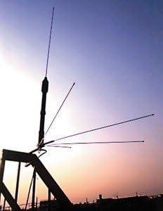 Yaesu Atbk-100 - Kit radiales de tierra para antena motorizada Atas-120