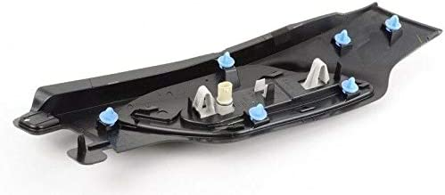 V/éritable paire de clignotants lat/éraux R60 R61 JCW Noir