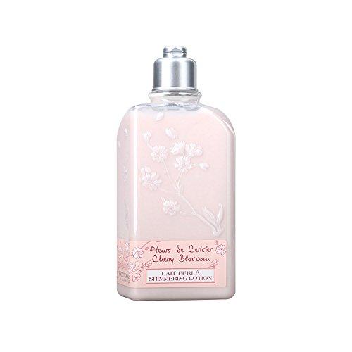 L'Occitane Cherry Blossom Shimmering Lotion, 8.4 fl. oz.