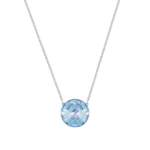 Swarovski Globe Necklace, Blue (Swarovski Globe)