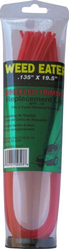 Weed Eater 952711577 0.135-Inch String Trimmer Line for WT4000 and PP325 by Weed Eater