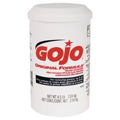 GOJ1115 ORIGINAL FORMULA Hand Cleaner, 4.5 lb, White by GOJ1115 (Image #1)