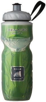 Polar Bottle Insulated - Bidón para Bicicleta: Amazon.es: Deportes y ...
