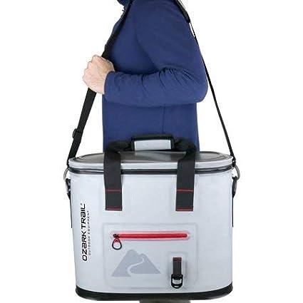 Ozark Trail 30 Can Leak-Tight Cooler with Heat Welded Body OT-LT-30 Gray Olivet International Inc