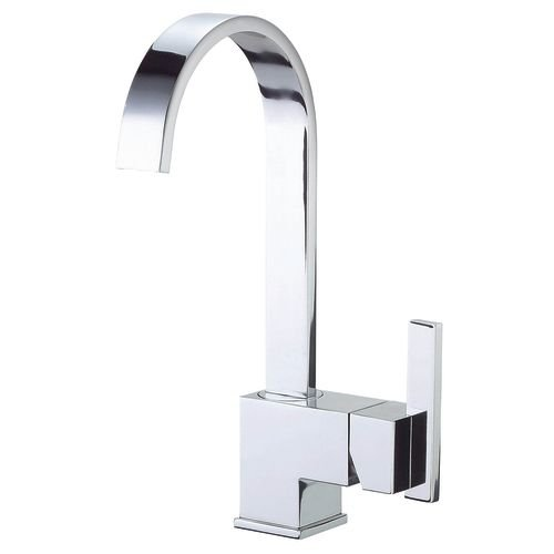 Danze D150644 Sirius Single Handle Bar Faucet, Chrome - Sirius Sink Faucet