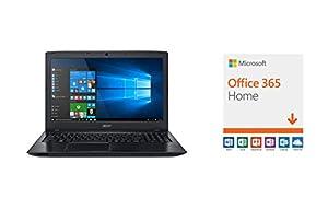 "Acer Aspire E 15, 15.6"" Full HD, 8th Gen Intel Core i3-8130U, 6GB RAM Memory, 1TB HDD, 8X DVD, E5-576-392H by Acer"