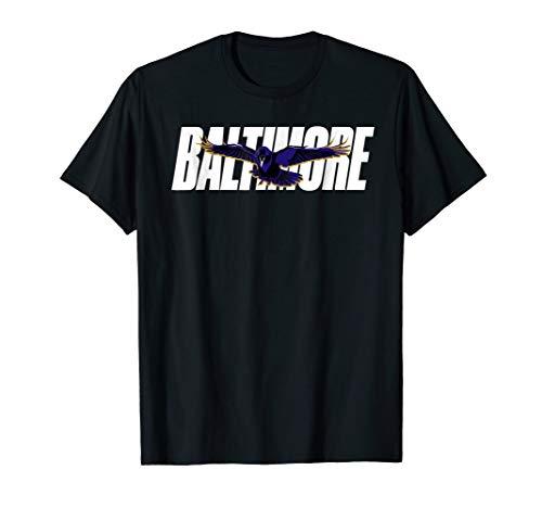 - Baltimore Raven T-Shirt Design