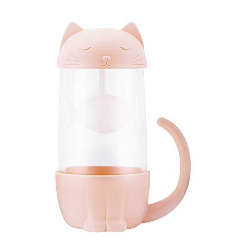 1 opinioni per QearFun Simpatico Cartone Animato Tazza da tè Bicchieri per Acqua creativi Cane