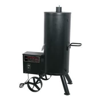 HEAVY DUTY BRINKMANN VERTICAL SMOKER AND GRILL