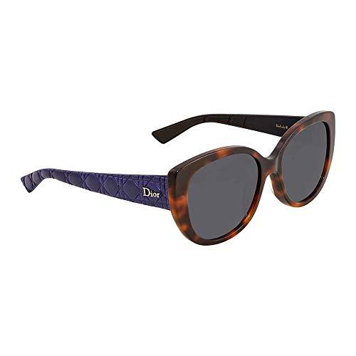 Dior Grey Gradient Cat Eye Sunglasses DIORLADY1RF 0GRS