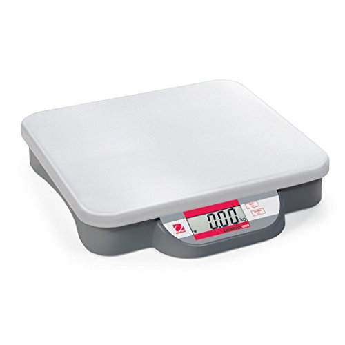 Ohaus Catapult C11P75 Compact Precision Bench Scale, 75kg Capacity, 0.05kg Increments, ABS - Warehouse Sale Houston
