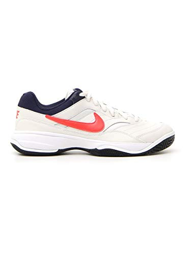 Chaussures De Fitness Nike Courtlite, Multicolore (fant?me / Pourpre Brillant Blanc 006)