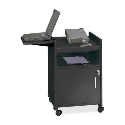 Safco Products 8927BL Projector AV Stand, Black