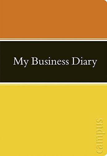 My Business Diary