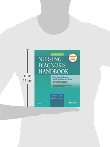 Nursing Diagnosis Handbook: An Evidence-Based Guide to Planning Care