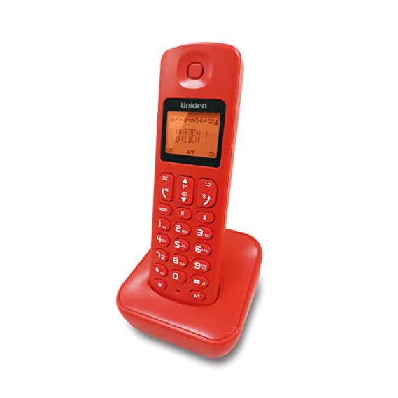 UNIDEN JAPAN AT3100 Cordless LANDLINE Telephone with Caller ID, Hands-Free Speaker Phone, 50 Name/Number Phone-Book