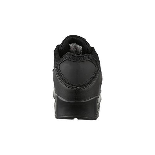 Chunkyrayan Bambini Scarpe Moda Donna Unisex Corsa Turnschuhe Sneaker New Uomo Da Black Sport Durban Alla q0wSPtfnt