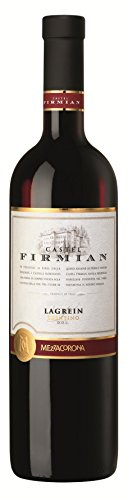 6x 0,75l - 2015er* - Castel Firmian - Lagrein - Trentino D.O.P. - Italien - Rotwein trocken