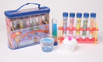 5 Pack BE AMAZING TOYS/STEVE SPANGLER TEST TUBE WONDERS LAB-IN-A-BAG