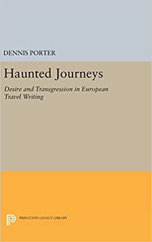 Haunted Journeys: Desire and Transgression in European