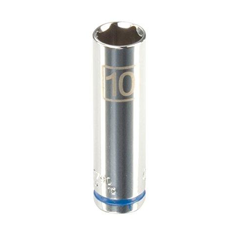 Kobalt 1/4-in Drive 10mm Deep 6-Point Metric