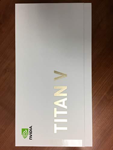 کارت گرافیک NVIDIA TITAN V VOLTA 12 GB HBM2 VIDEO