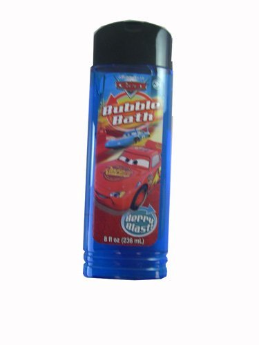 (Cars Bubble Bath: Berry Blast)
