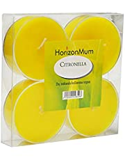 Horizon Candles Mavi TeaLights Scented Candle 4 pieces