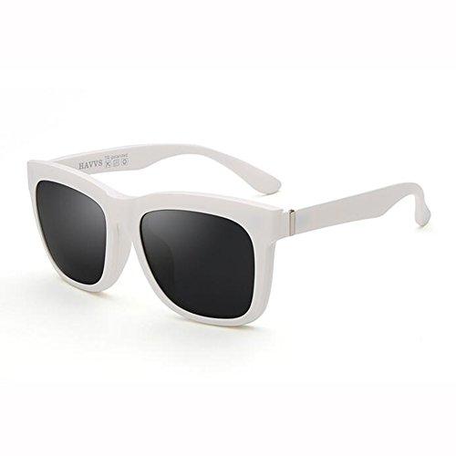 De ZX Gafas Anti 3 Marco De Ultralight Los Sol TR90 3 Polarizadas UV Femenino Lentes Dual Uso Macho Color 1zxw1qr