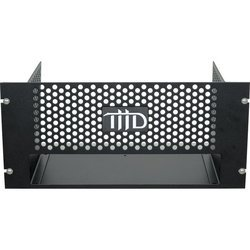 THD Electronics RACKIT-BLK Rack-Mount Conversion Kit for UniValve, BiValve-30, Deco-36 or Flexi-50, Black by THD