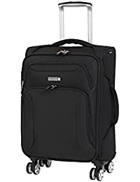 """Megalite Fascia 21.5"""" Expandable Carry-On Spinner Luggage - eBags"""