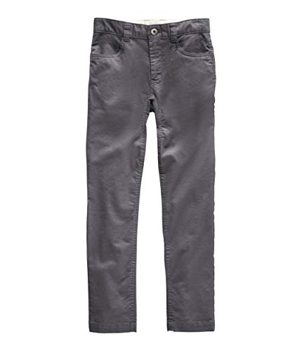 The North Face Boy's Motion Pant, Graphite Grey, Size M (The Face Pants Girls Ski North)