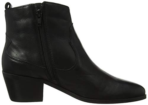 Black Bullseye Bottines black Femme New 1 Look qITU00