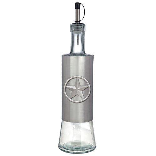 Pewter Lone Star Pour 注ぎ口 ステンレスボトル 1本。 B07HMK6WL9