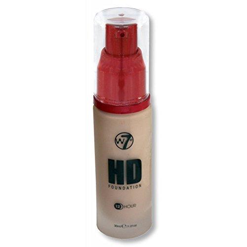 W7 HD Liquid Foundation Pump product image