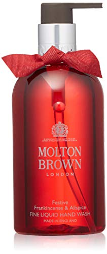 Molton Brown Frankincense & Allspice Fine Liquid Hand Wash, 12.4 oz.