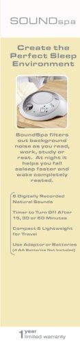 SoundSpa Sound -