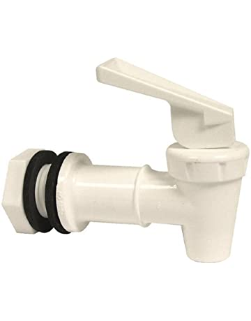 Tomlinson 1018854 Replacement Cooler Faucet, White (Pack of 2)