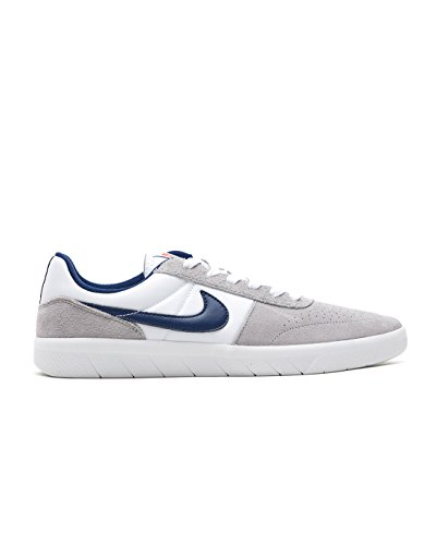 Nike Men's SB Team Classic Skate Shoe, Wolf Grey/Blue for sale  Delivered anywhere in USA