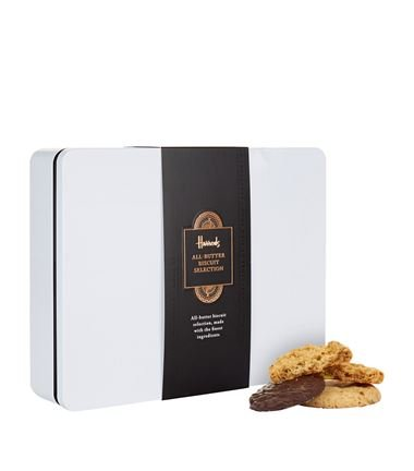 Harrods All-Butter Biscuit Selection (400g)