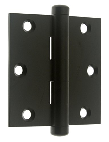 Butt Hinges Extruded - IDHBA 83030-019 Professional Grade Quality Solid Brass 3