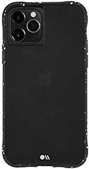 Case-Mate - iPhone 11 Pro Case - Tough Speckled - 5.8 - Black, CM039332, Speckled Black