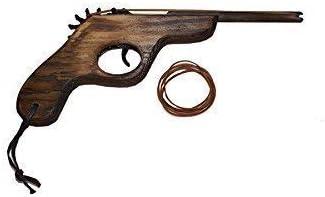 Juguetutto - Pistola de Madera - Juguete de Madera