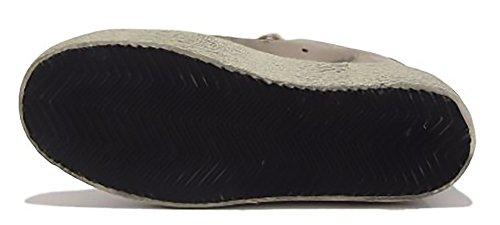 GOLDEN GOOSE Zapatillas de Ante Para Mujer Beige Beige