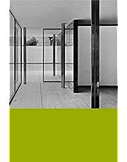 Ludwig Mies van der Rohe: Barcelona Pavillion. Villa Tugendhat